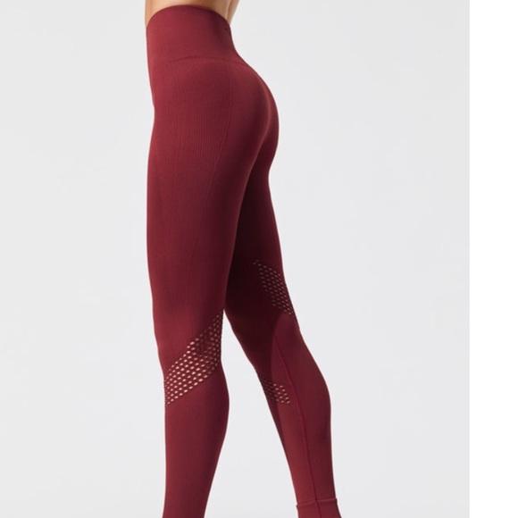 09add3bfcda02 Alala Pants | Nwt Seamless Tights Leggings | Poshmark
